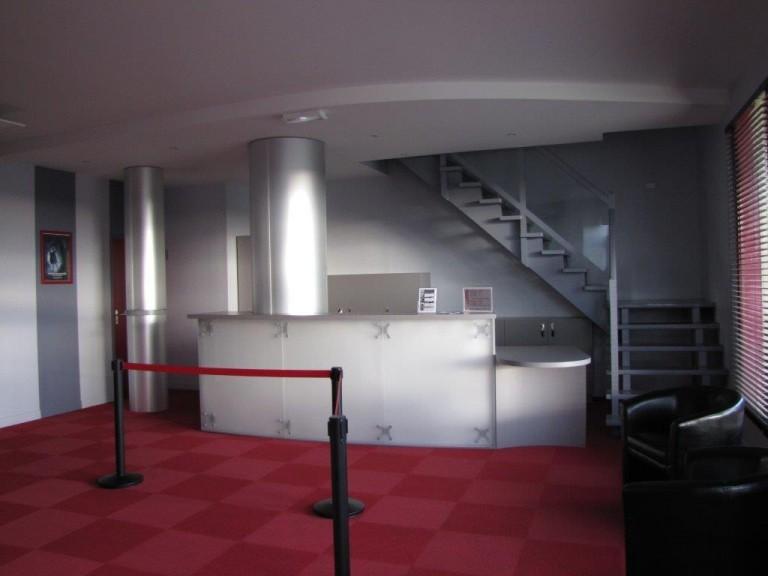 Projet Cinéma – salon